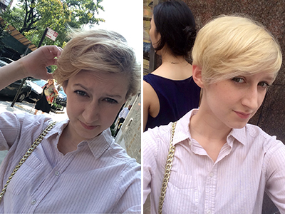 that-cheap-bitch-platinum-pixie-cut-before-and-after