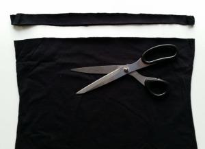 T-skirt Step 3