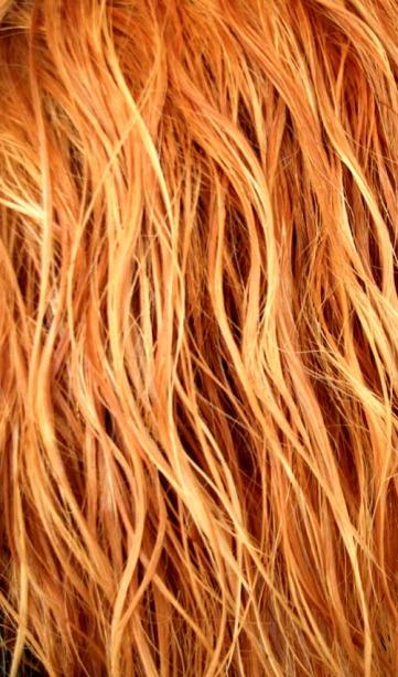 Lighten those locks diy blonde at home that cheap bitch jump in the shower rinse and condition the crap out of your now orange hair urmus Image collections