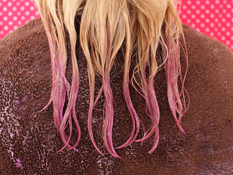 Tutorial get pastel ombr hair at home that cheap bitch purple ombre application solutioingenieria Gallery
